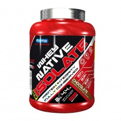 QUAMTRAX WHEY NATIVE ISOLATE 2Kg