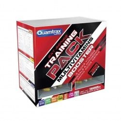 Quamtrax TRAINING PACK MULTIVITAMINS BOOSTER 30 sobres