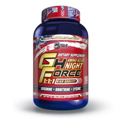 Muscle Force GH Force Night 100 caps