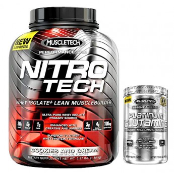 MUSCLETECH NITRO TECH PERFORMANCE SERIES 1,8 KG