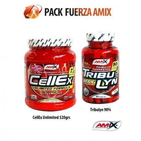 Pack Fuerza Amix