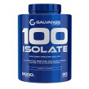 Proteína 100% Isolate 2 Kgrs Galvanize Nutrition