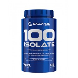 Proteína 100% Isolate 700grs Galvanize Nutrition