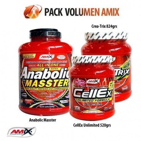 Pack Volumen Amix