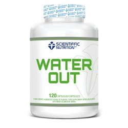 Scientiffic Nutrition Water Out 120 Capsulas
