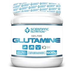 Scientiffic Nutrition Glutamine 500 g