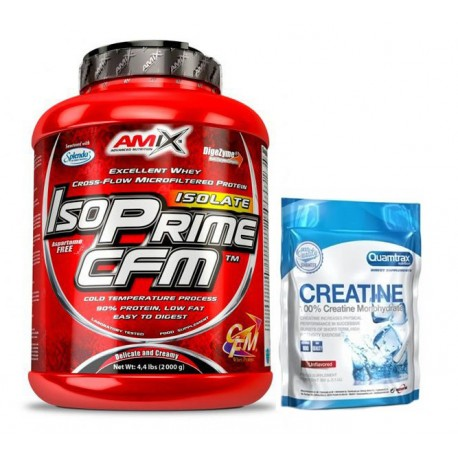 PACK AMIX ISO PRIME CFM 2 KG + THERMOCORE 90 CAPS