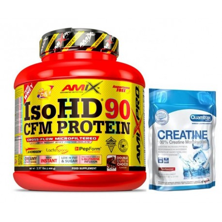 AMIX PRO ISO HD 90 CFM PROTEIN 1800GRS