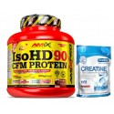 PACK AMIX PRO ISO HD 90 CFM PROTEIN 1,8 KG + CREATINE 500 G