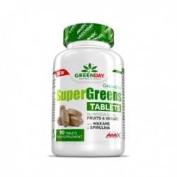 Amix Super Greens tablets