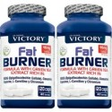 Pack Victory Endurance Fat Burner 2 botes x 120 caps
