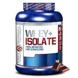 Area Proteica Proteina Whey Isolate 2Kgrs