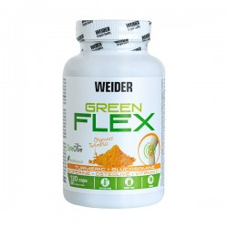 Weider Vegan Green Flex 120cap.