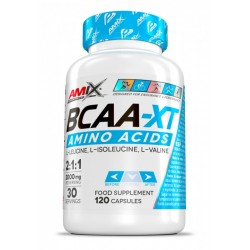 Amix Performance BCAA-XT 120caps