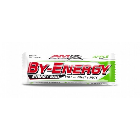 Amix Performance By-Energy Bars 20x50grs