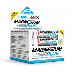 Amix Performance Magnesium Plus Liquid 20x25ml