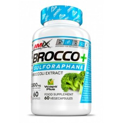 Amix Performance® Brocco + 60cap
