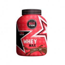 Protein Whey Max 2Kg Max Strong