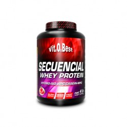 VitOBest Secuencial Whey Protein 1.8Kgrs