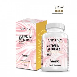 SUPERSLIM FAT BURNER - VIKIKA GOLD