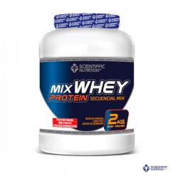 Proteina Mix whey protein Scientiffic Nutrition 2kgrs