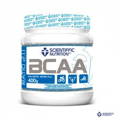 BCAA Neutra 400g Scientiffic Nutrition