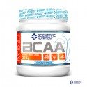 BCAA en polvo 315g Naranja Scientiffic Nutrition