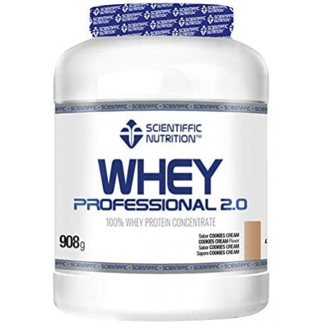 Whey Professional 2.0 908GRS Scientiffic Nutrition