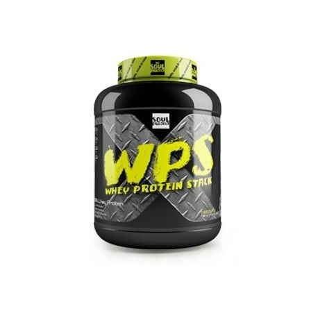 SOUL PROJECT WPS WHEY PROTEIN STACK 908GR