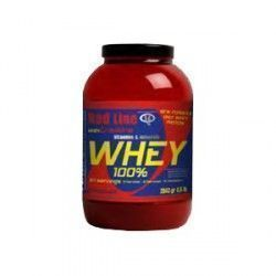 Whey Protein 100% 4.5lb Red Line