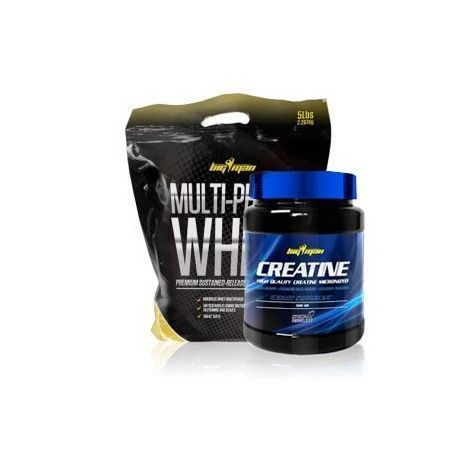 Pack Multi-Phase 2.3kg + Creatina 500grs Bigman