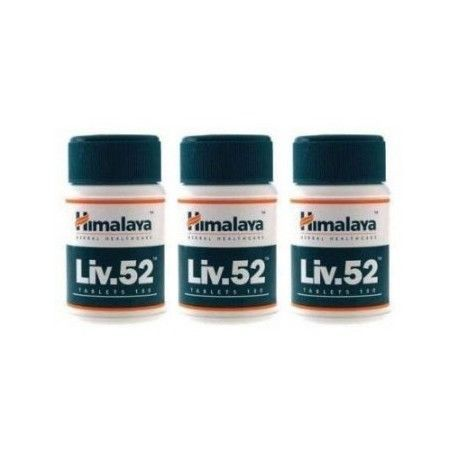 Liv 52 ds himalaya - Pack 3 unidades