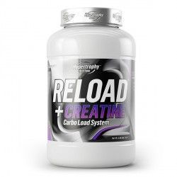 HYPERTROPY NUTRITION Reload + Creatina CARBOLOAD 2 Kgrs