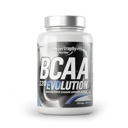 HYPERTROPY NUTRITION Bcaa Evolution 120caps