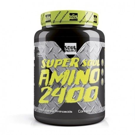 SOUL PROJECT Superamino 2400 (325tabs)