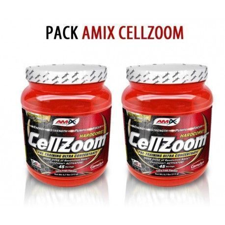 Pack Duo Amix Cellzoom