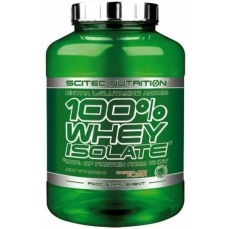 WHEY ISOLATE 2KG