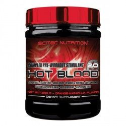 HOT BLOOD 2.0 820grs