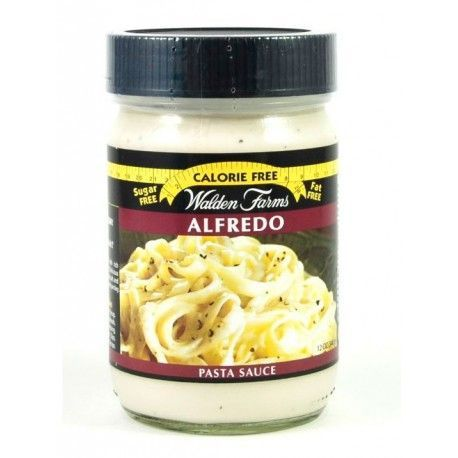 Walden Farms Pasta Alfredo